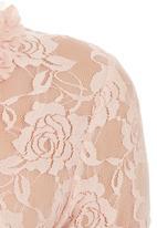 Paige Smith - Lace cardi pale Pink