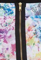 Leandra Designs - Bodycon skirt  Multi-colour