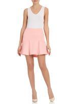 STYLE REPUBLIC - Flippy Skirt Coral