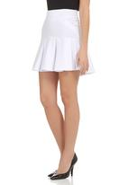 STYLE REPUBLIC - Flippy Skirt Milk
