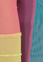 Marianne Fassler - Wrap Gauze Top Multi-colour