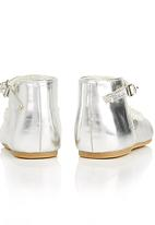 Brats - Shoes Silver