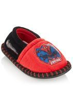 Zoom - Spiderman Slippers Multi-Colour