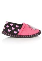Zoom - Minnie Mouse Slippers Mid Pink