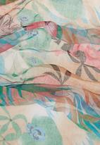 POP CANDY - Tropical Scarf Multi-colour