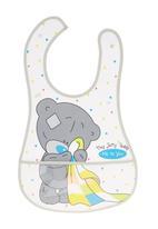 Character Baby - Tiny Tatty Teddy Catcher Bib Yellow