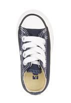 SOVIET - Vulcanized Low-cut Lace-up Navy