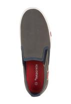 MAZERATA - Slip-on Shoes Grey