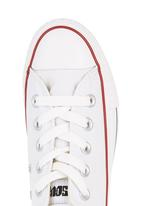 SOVIET - Vulcanized Low-cut Lace-up White