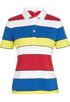 Pringle of Scotland - Raychel Golfer Multi-colour