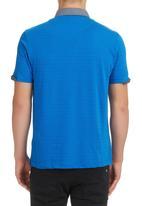 Jonathan D - Golf T-shirt Cobalt