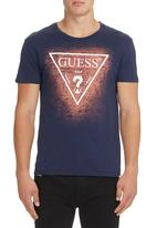 GUESS - T-shirt Orange