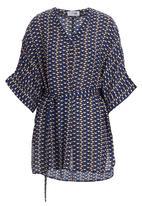 Fortune - 3/4-sleeve Tunic Multi-colour