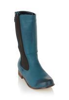 Plum - Kids boots Blue (dark blue)
