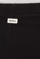 RVCA - Berenice maxi skirt Black