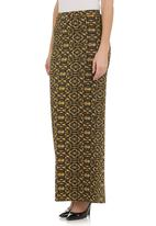 RVCA - Berenice maxi skirt  Multi-colour