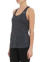 New Balance  - Tonic printed tunic Black