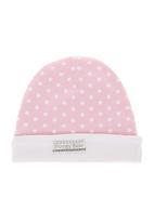Poogy Bear - Printed beanie Pale pink
