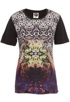 All About Eve - Snake printed T-shirt Multi-colour