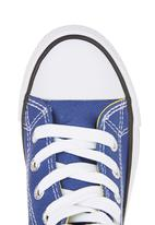 Levi's® - High-top shoes Mid blue
