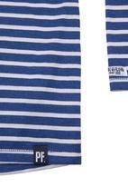 Phoebe & Floyd - Long-sleeved striped tee Dark Blue