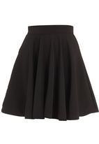 adam&eve; - Full high-waisted skirt Black