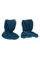 Sticky Fudge - Booties  Blue (dark blue)