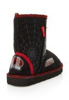 Sanrio Spiderman - Spiderman boots Black