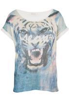 SASS - Big cat T-shirt