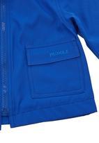 Pringle of Scotland - Sparky raincoat Blue