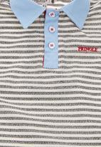 Pringle of Scotland - Zucco long-sleeve shirt Grey