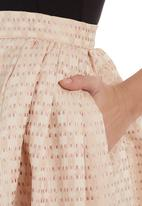 STYLE REPUBLIC - 50s skirt pale Pink