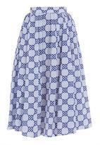 STYLE REPUBLIC - 50s skirt Multi-colour