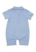 POLO - Babygro Mid blue