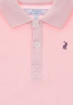 POLO - Babygro Pale pink