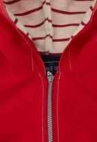 Phoebe & Floyd - Windbreaker Red