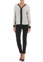 FATE - Good intentions blouse White