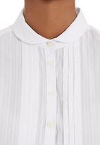 Levi's® - Cap-sleeve shirt White