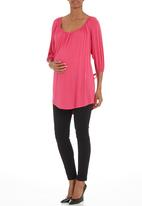 Astrid Ray - Dee sweater Dark Pink