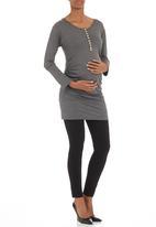 Astrid Ray - Sonnie sweater Grey (dark grey)