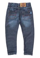Seven Ounce - Light denim skinny jeans Blue