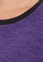 STYLE REPUBLIC - Knit sweater Purple