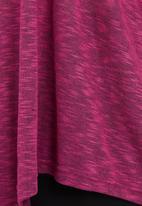 Isabel de Villiers - Side-draped top Magenta
