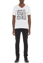 Levi's® - Standard graphic tee Black/White