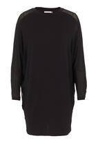 edit - Combo tunic Black