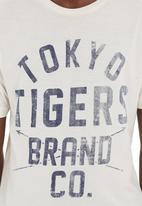 Tokyo Tigers - Manati T-shirt Milk