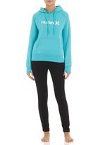 Hurley - One and only pop fleece Green