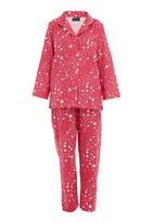 Ladies Sensations - Printed sleepwear set Multi-colour