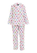 Ladies Sensations - Printed sleepwear set Multi-colour