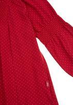 Phoebe & Floyd - Printed T-shirt Red